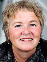 Bilde av Harriet Bjerrum Nielsen